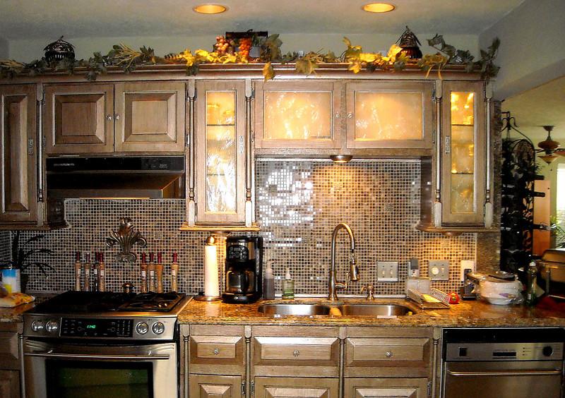 Golden Ray Kitchen by Schlitzberger