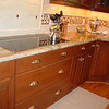 Each drawer is fully functional and pulls all the way out so you can easily find the right pot or pan and keep them all nicely organized.
