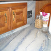 Azul Imperial Kitchen Top by Schlitzberger Stone Designs