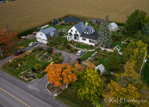 Home and Gardens of Phil and Carole Reilly.