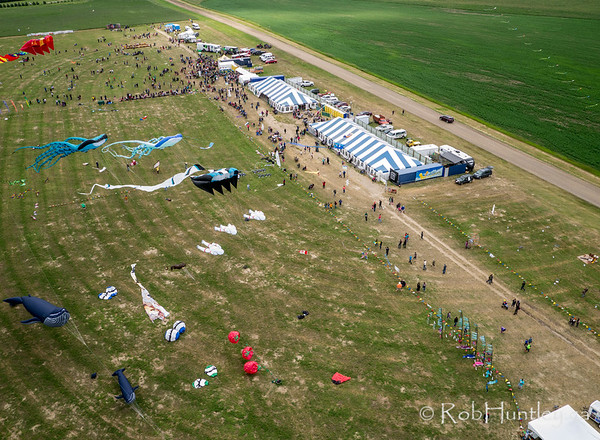 Windscape Kite Festival 2016 - Swift Current, Saskatchewan