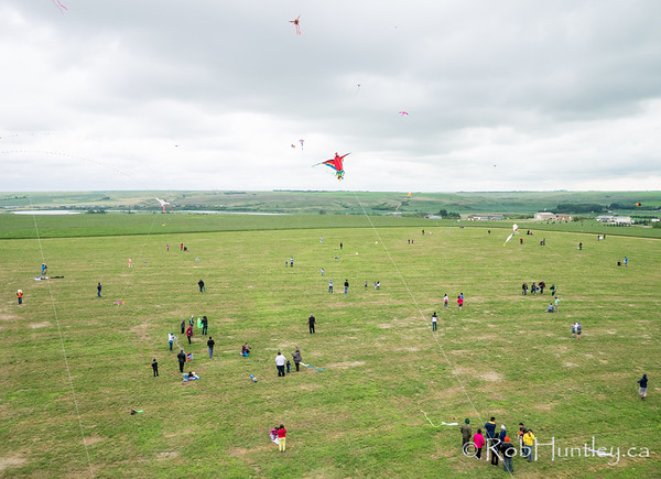 Windscape Kite Festival. Kite aerial photography.