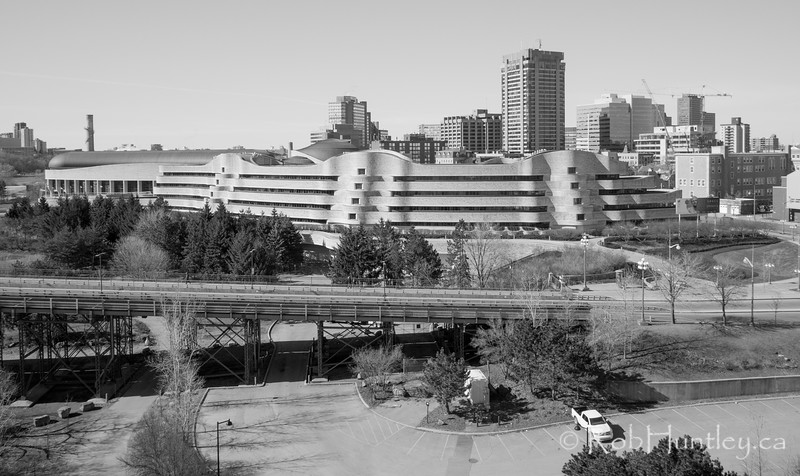 Canadian Museum of Civilization, now renamed the Canadian Museum of History.