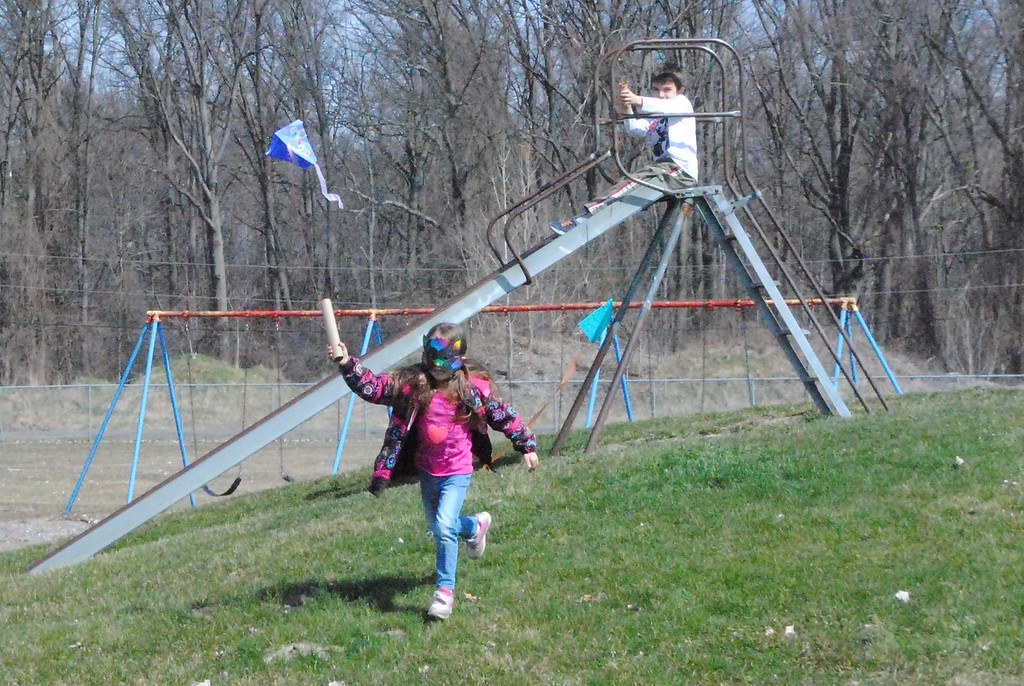 . Kite Day at Pointe Tremble Early Childhood Center, a part of Algonac Community Schools, celebrated the creativity of early childhood learning on April 21, 2018.