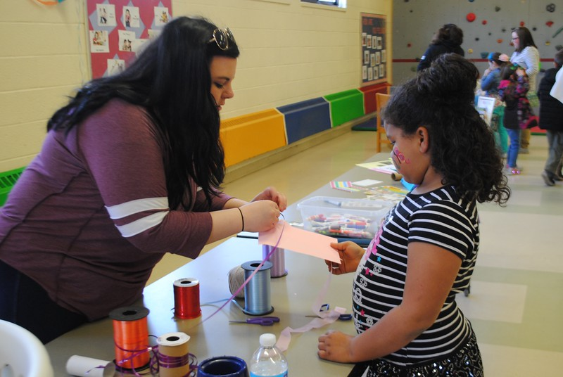 Kite Day at Pointe Tremble Early Childhood Center, a part of Algonac Community Schools, celebrated the creativity of early childhood learning on April 21, 2018.