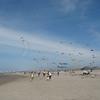 Long Beach, WA During the Washington State Intl. Kite Festival