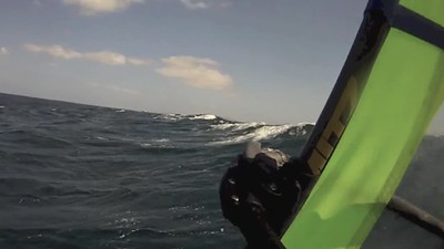 """""""La Ventana Windsurfing POV """" by Mike Godsey.This La Ventana windsurfing POV video was almost accidental. I was working with a crew making a kite video and I was shooting some of the footage with helmet, boom and mast cams. A lot of the time I was just sailing around waiting for some kite action. Later while looking at all """"no kite clips"""" I realized they really captured the feel of La Ventana windsurfing.   mike@iwindsurf.com   Home Page"""