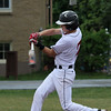 Marblehead, Ma. 5-22-17. Joe Ferrucci, of Marblehead, at bat during the game against Lynn Classical High.