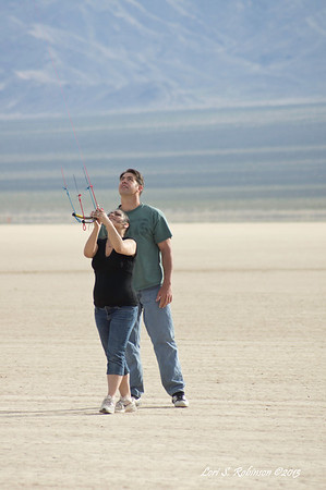 Ivanpah 2013 for Kite Life