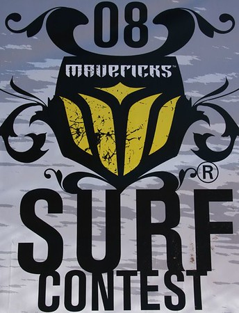 Mavericks Surf Contest in Half Moon Bay California 2008