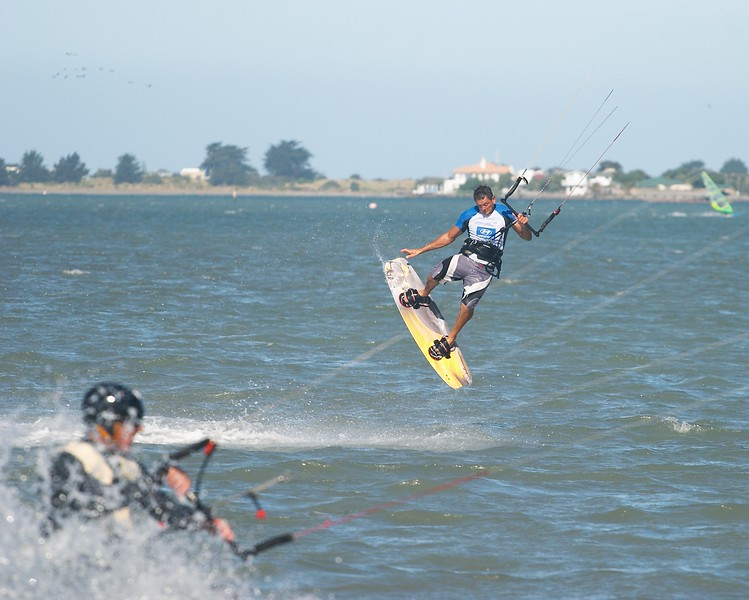2005 Kiteboarding Champs - Feb - Chch