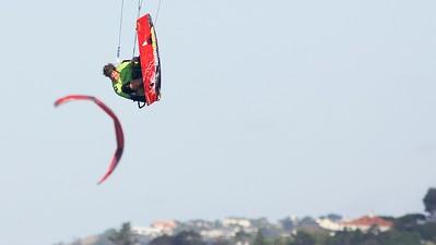2009 NZ Kiteboarding champs - Thursday