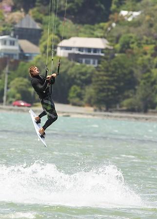 Kite Yoda - 7 Dec 2008