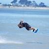 Kiteboarding in Chch - 29/01/06