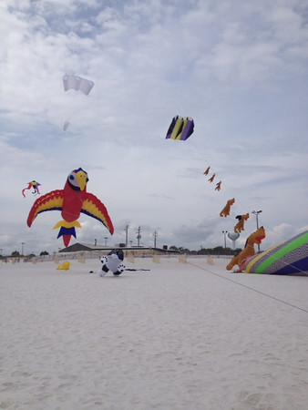 Ft. Walton Beach Kite Festival 2013
