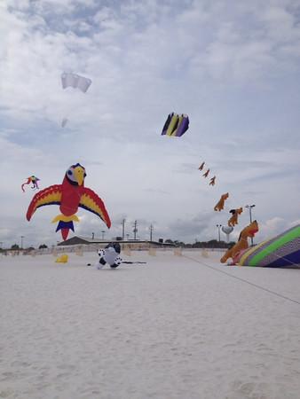 Ft. Walton Beach Kite Festival 2013