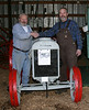 Kitsap Tractor Club restored this Fordson Tractor for the Kitsap Historical Society