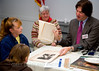 The Kitsap Historical Society and the Kitsap Genealogical Society cosponsored this antiques appraisal fair 2007