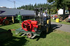 Kitsap Tractor Club Exhibit.
