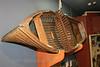Grandy-built, lapstrake boat