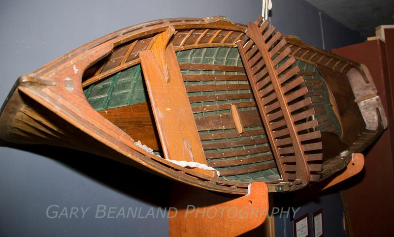 Grandy Lapstrake Boat