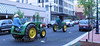 Tractors on Pacific