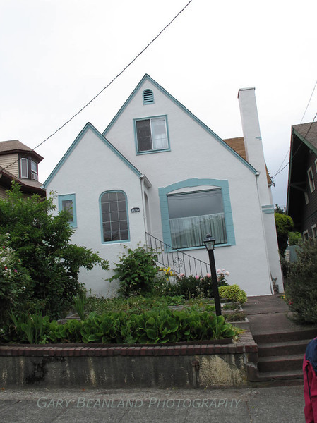 L. Ron Hubbard's house.  IMG_3881