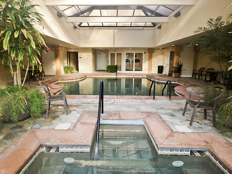Indoor Community Spa and Pool