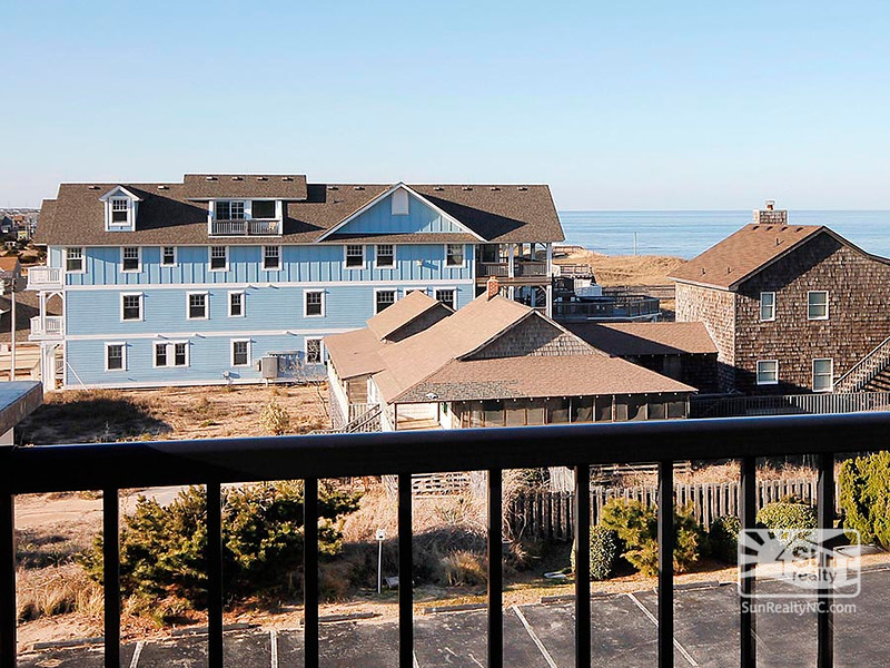 Ocean Views from Private Balcony