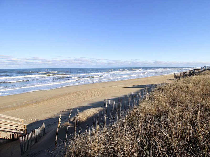 Kill Devil Hills Beach