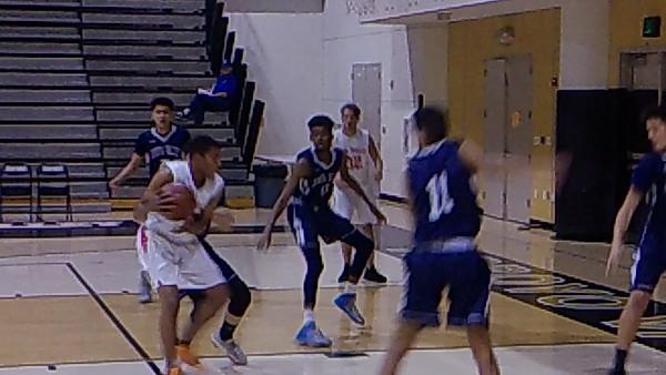 Kiwanas Basketball Tourney