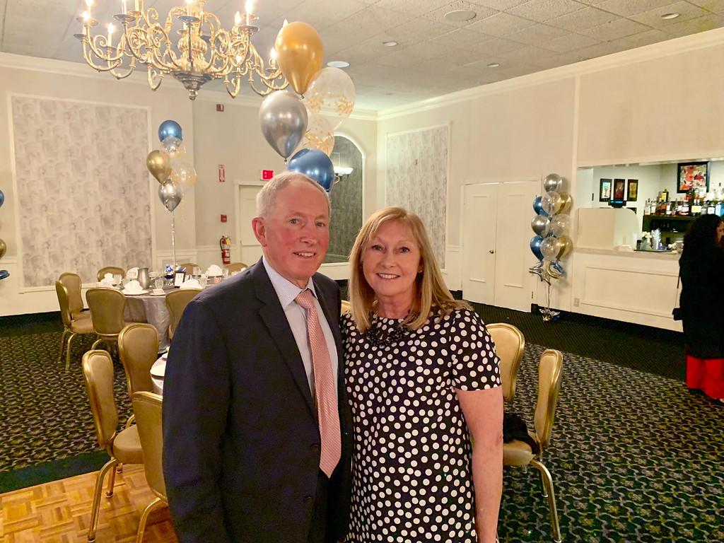 . Dana and Pam Huntley of Hampton, N.H.