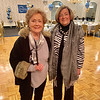 Lorraine Liva of Tyngsboro and Mary Lou Murphy of Chelmsford