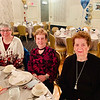 Kiwanis members, from left, Pat Bowe of Lowell, Joan Bedford of Dracut and Claire Hamilton of Lowell