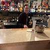 Mixologist Kenny Fleming of Lowell