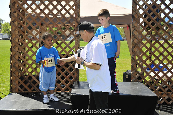 Al Julian Track Meet  Kiwanis  4 2009