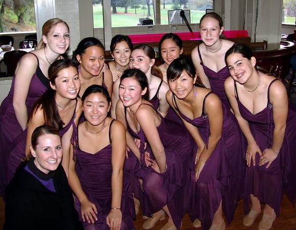 Cupertino Kiwanis Club Meeting 12 2004