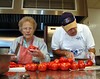 Kiwanis Senior BBQ 2006 005