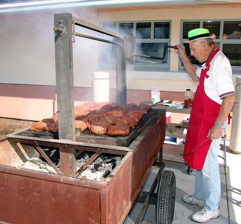 Cupertino Kiwanis Senior Lunch 2006