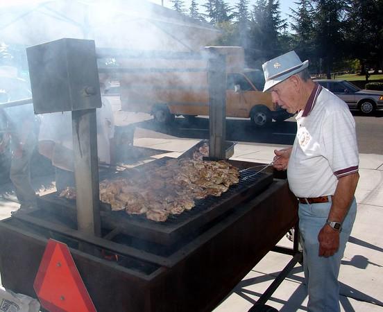 Cupertino Kiwanis Senior Lunch 2005