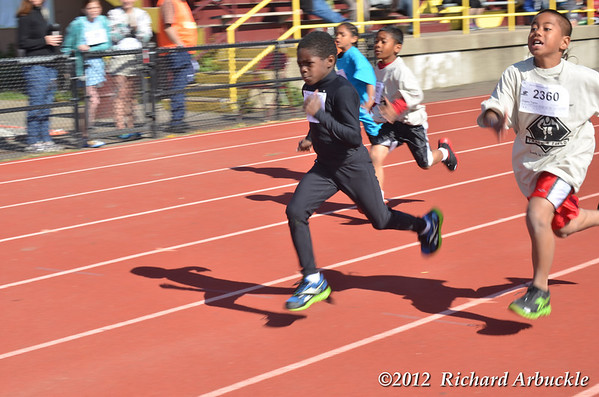 Kiwanis Al Julian Track Meet 4 14 2012