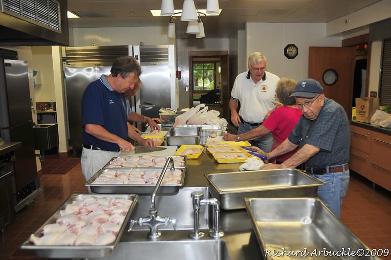 Kiwanis Senior Lunch 2009 001