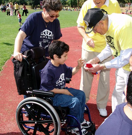 Kiwanis Special Games  Events 2005