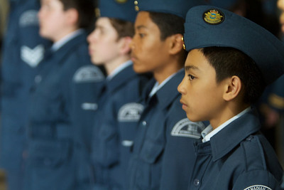 2013 Final Parade for Kiwanis 211 Air Cadets