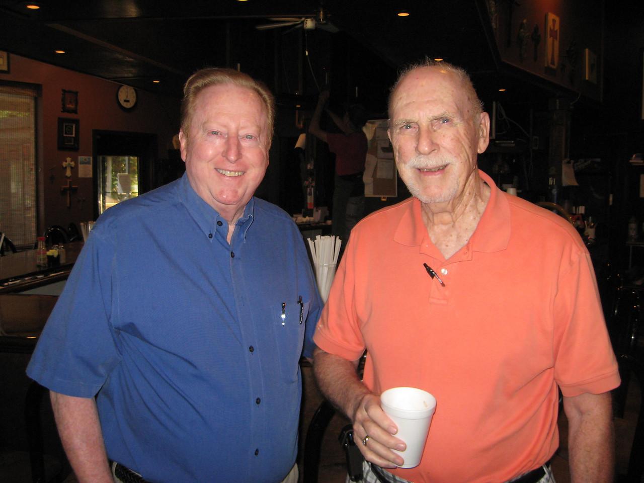 Dan younger & Dick Bennett