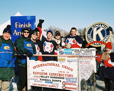 2003 Bed Race