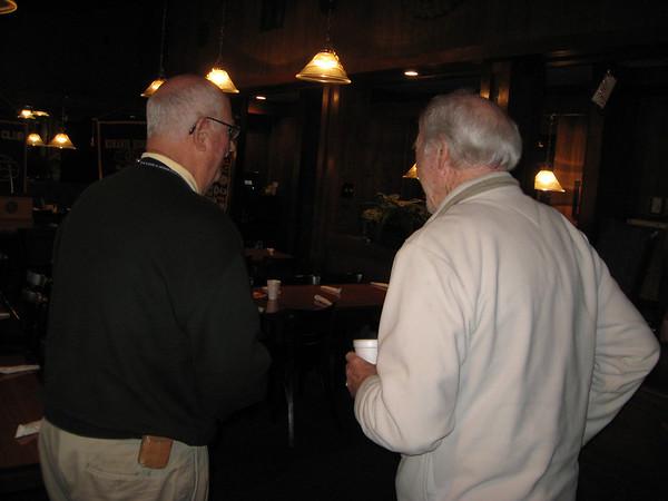Kiwanis Meeting - 2009-12-03