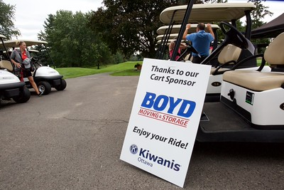 2015 Kiwanis Charity Golf Tournament