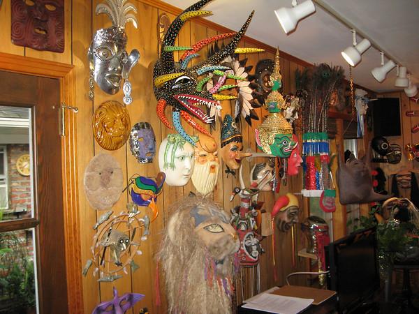 Kiwanis Masks Meeting - With George & Pat Oetting