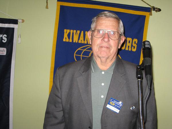 Kiwanis Meeting -2011-02-24